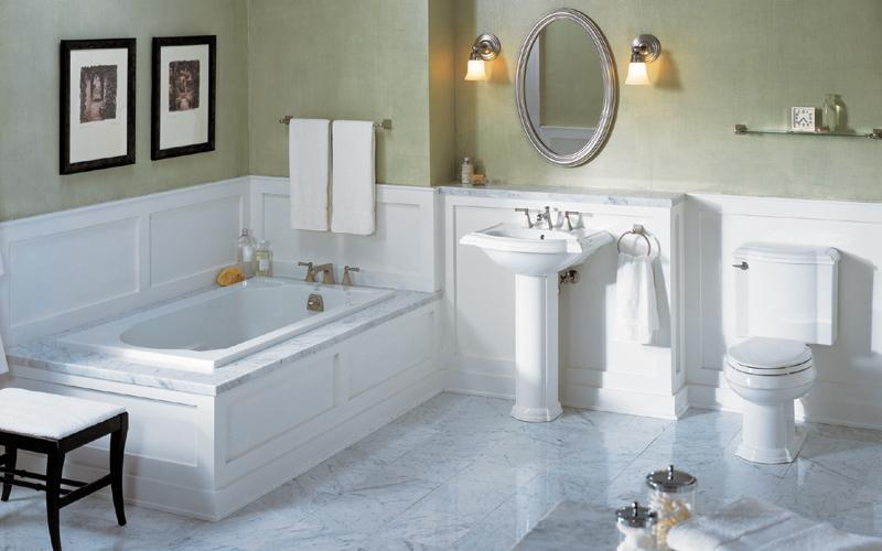 Plumbing Fixtures. Bathroom Fixtures · Kitchen Fixtures